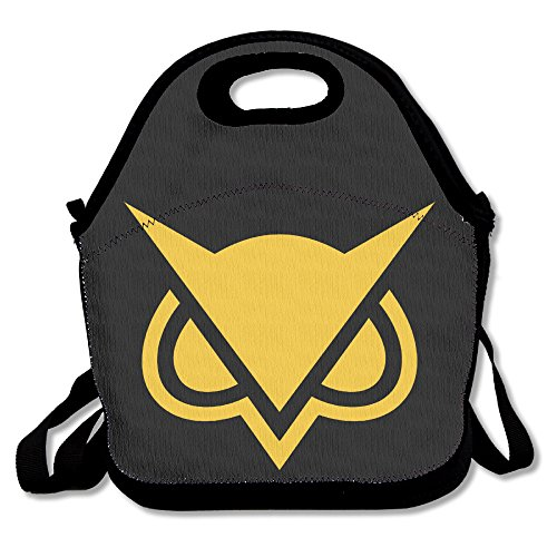 Generic Vanoss Gaming Gold Owl Logo Tote Lunch Food Bag (Gmod Figure compare prices)