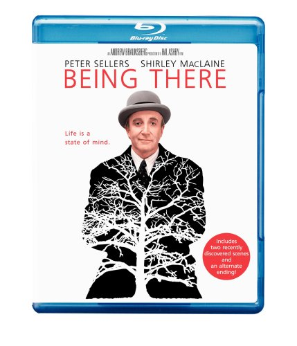 Cover art for  Being There [Blu-ray]