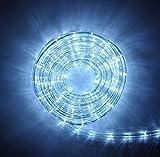 LED Lichterschlauch Lichtschlauch 25m Licht Schlauch Farbauswahl