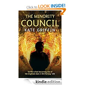 The Minority Council: A Matthew Swift novel