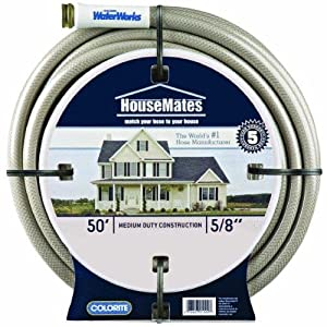 Colorite CL2102050CFZ 5/8-Inch x 50-Feet Sand Housemates Garden Hose (Discontinued by Manufacturer)