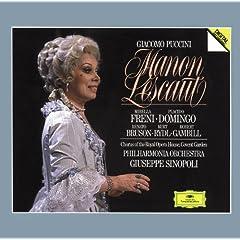 Puccini: Manon Lescaut / Act 2 - Ah!...Aff�, madamigella (Manon, Geronte, Des Grieux)