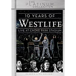 10 Years of Westlife: Live at Croke Park