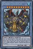 Yu-Gi-Oh! - Gishki Zielgigas (HA07-EN057) - Hidden Arsenal 7: Knight of Stars - 1st Edition - Secret Rare