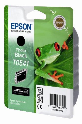 EPSON T0541 - CARTOUCHE D'ENCRE D'ORIGINE - NOIR PHOTO