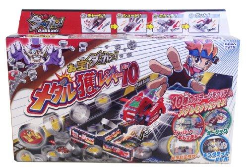 DF-01 お宝ダッカン! メダル獲 (と) レジャー10 (テン)
