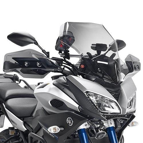 Givi Estensione paramani FumÚ chiaro per Yamaha-MT-09 Tracer dal 2015 fino al 2016