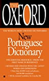 img - for The Oxford New Portuguese Dictionary book / textbook / text book