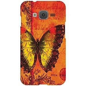 Printland Designer Back Cover for Samsung Z1 Case Cover