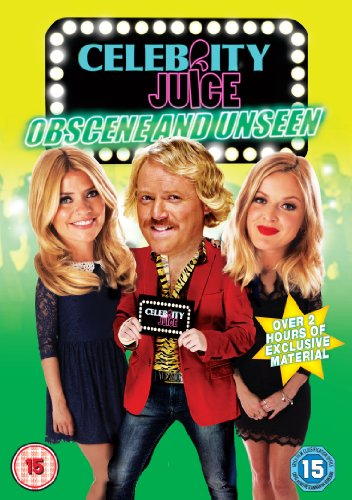 Celebrity Juice: Obscene and Unseen [DVD]