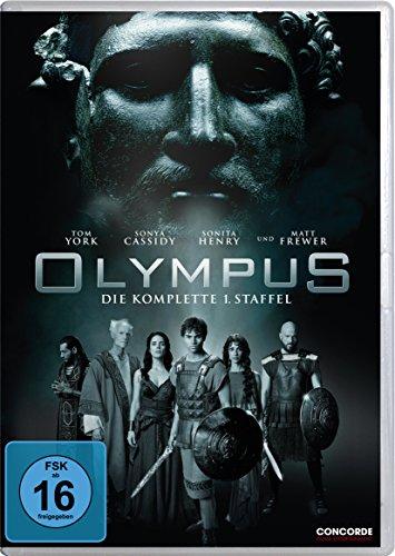 Olympus - Die komplette 1. Staffel [4 DVDs]
