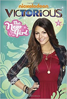 Amazon.com: The New Girl (Victorious) (Junior Novel) (9780449814772
