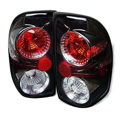 Spyder Auto Dodge Dakota Black Altezza Tail Light