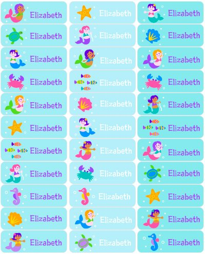 Personalized Stickers For Kids front-1023728