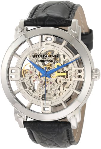 Stuhrling Original Men's 165B.331554 Lifestyle Winchester Grand Automatic Skeleton Watch