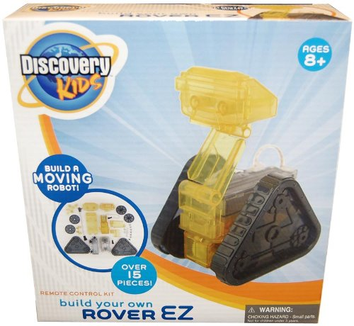 Discovery Kids Remote Control EZ Rover EZ