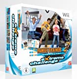echange, troc Family trainer extreme challenge (jeu + tapis)