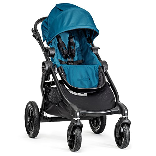 Baby Jogger City Select Stroller In Teal - 1