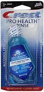 Handy Solutions Crest Pro Health Mouthwash, 1.22z Packages (Pack of 9)