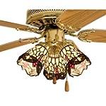 """Meyda Tiffany 4"""" W Scarlet Dragonfly..."""