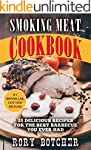 Smoking Meat Cookbook: 25 Delicious R...