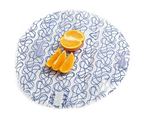 Kids Konserve Ocean Clear Food Kozy, Set of 2