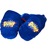 Plush Boxing Gloves Child Accessory
