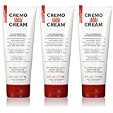 Cremo Cream The Astonishingly Superior Shave Cream, 6 Fluid Ounce :: 3 Pack