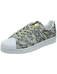 Adidas Originals Men's Superstar East River Rivalry Leather Sneakers