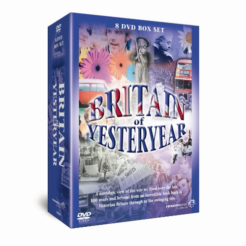 BRITAIN OF YESTERYEAR [IMPORT ANGLAIS] (IMPORT)  (COFFRET DE 8 DVD)