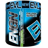 Evlution Nutrition ENGN PreWorkout Supplement, Green Apple, 30 Servings
