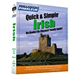 Irish, Q&s: Learn to Speak and Understand Irish (Gaelic) with Pimsleur Language Programs (Pimsleur Quick and Simple)