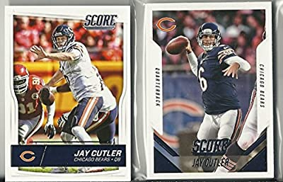 2015 & 2016 Panini Score Football Chicago Bears 2 Team Set Lot 28 Cards W/Rookies