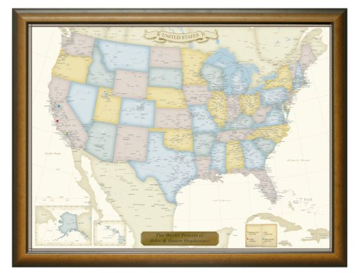 personalized pin your journeys world map with Luggage Pros Personalized World Travel Map Office Products B006e1ponc on Top 75th Birthday Gifts in addition Custom Birthday Book From The Ny Times Store also Mother In Law Christmas Gifts together with Mensbestgifts in addition Mother In Law Christmas Gifts.
