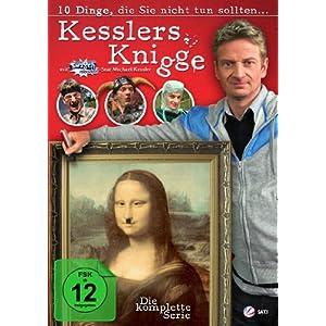Kesslers Knigge - Die komplette Serie [2 DVDs]