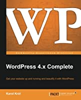 WordPress 4.x Complete Front Cover