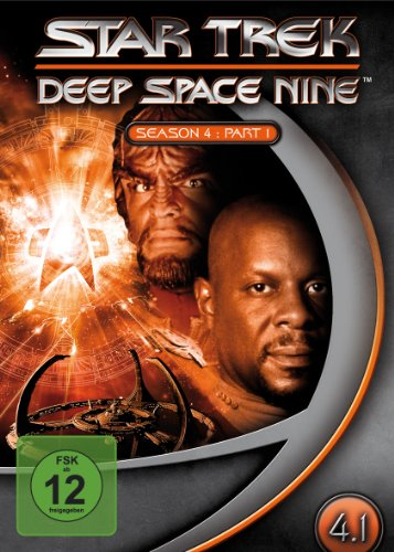 Star Trek - Deep Space Nine: Season 4, Part 1 [3 DVDs]