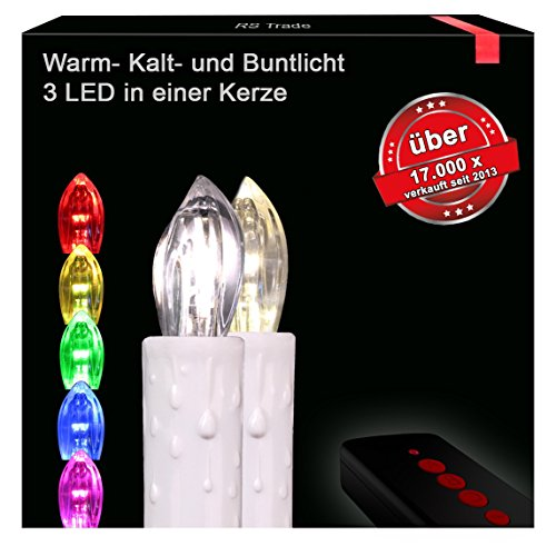 kabellose weihnachtskerzen led test 2016 17 produkte f r. Black Bedroom Furniture Sets. Home Design Ideas