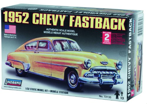 Lindberg 1:32 scale 1952 Chevy Fastback - 1