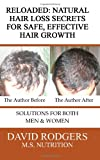 img - for Reloaded: Natural Hair Loss Secrets for Safe, Effective Hair Growth book / textbook / text book