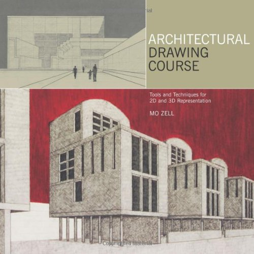 Architectural Drawing Course: Tools and Techniques for 2D...