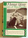 img - for Essays of Three Decades [First American Edition] book / textbook / text book
