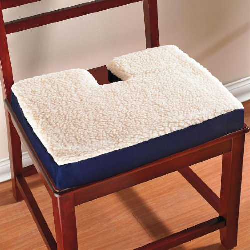 Cheap Plus+Size Living BrylaneHome Coccyx Gel Cushion (B005MPO45U)