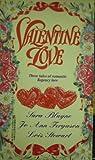 Valentine Love (0821751999) by Sara Blayne