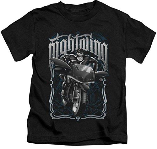 Batman Nightwing: Biker Juvy T-Shirt