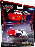 Disney / Pixar CARS TOON 155 Die Cast Car Take Flight Autonaut Lightning McQueen