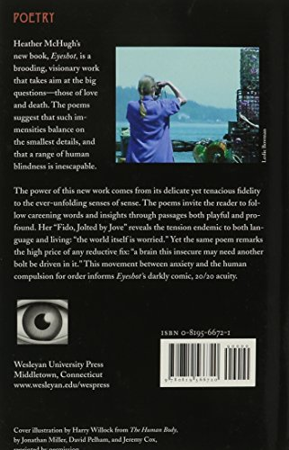 Eyeshot Eyeshot Eyeshot Eyeshot Eyeshot (Wesleyan Poetry)