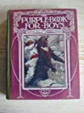 img - for THE PURPLE BOOK FOR BOYS book / textbook / text book
