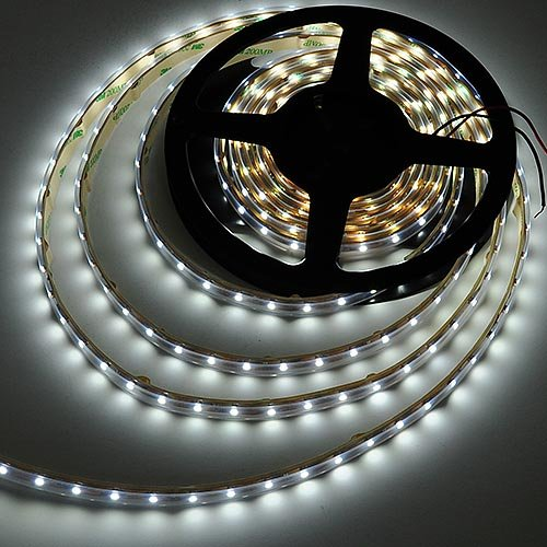 LEDwholesalers 16.4 Feet 300xSMD3528 LED Flexible