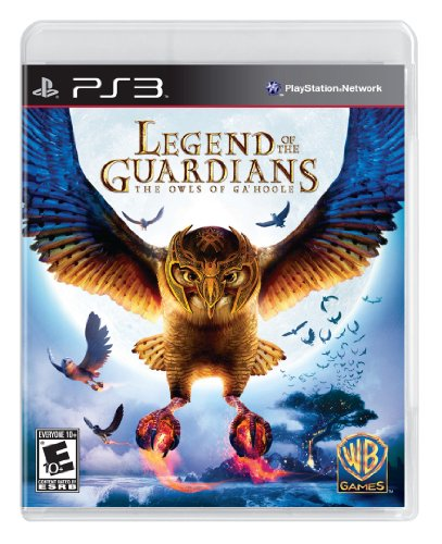 Legend Of The Guardians: The Owls Of Ga'Hoole - Playstation 3 front-306926
